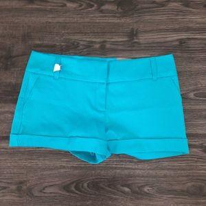Maurice's 15/16 Smart Short Light Blue Shorts